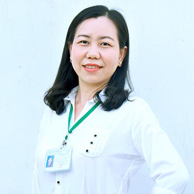 Chị Huỳnh Thị Minh Tuyền