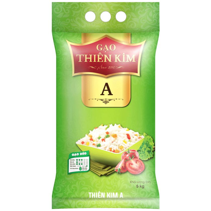 Gạo Thiên Kim A