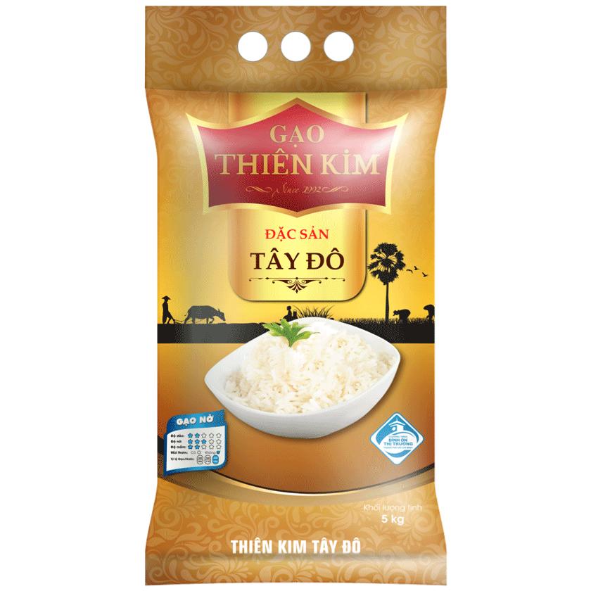 Gạo Thiên Kim Tây Đô